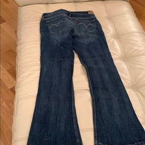 Levi's Jeans Womens Boot Cut 13M